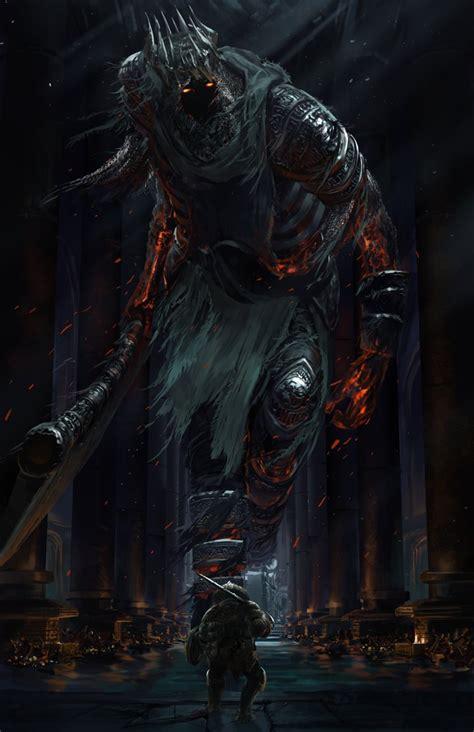 Artorias Of The Abyss Wallpaper Dark Souls 3 Yhorm By Ishutani On Deviantart