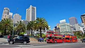 Union Square Shopping Dining Travel Guide San Francisco