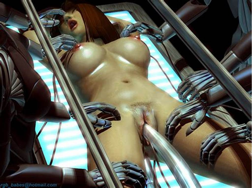 #Horny #Ladies #Getting #Drilled #By #Alien #Sex #Machines