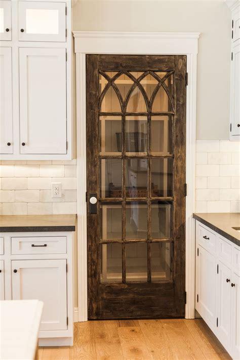 kitchen pantry cabinet with glass doors 113 best walk in pantries images on larder 9528