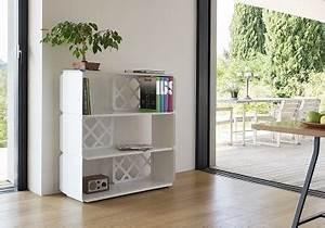Etagere Salon Design : un meuble de rangement etag res design deco cool ~ Teatrodelosmanantiales.com Idées de Décoration