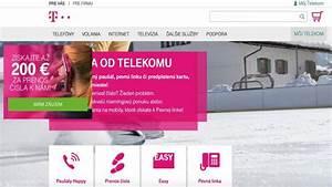 Prenos sla - Telekom