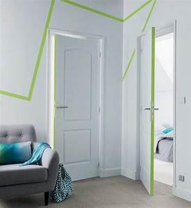 cuisine des couleurs vives pour votre intacrieur couleur With peinture pour porte interieur