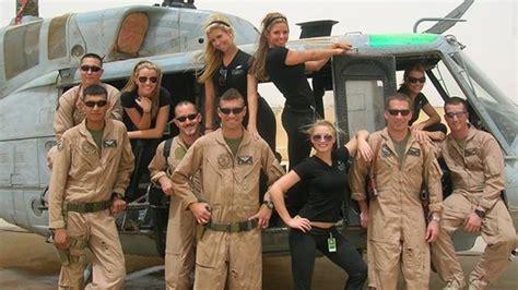 rachel washburn  nfl cheerleader   military