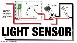 Turns On When Dark How To Build The Simplest Light Sensor