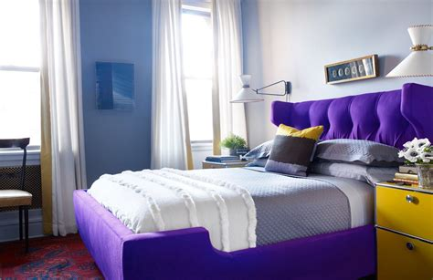 40 Vibrant Bedrooms With Personality Inspiration
