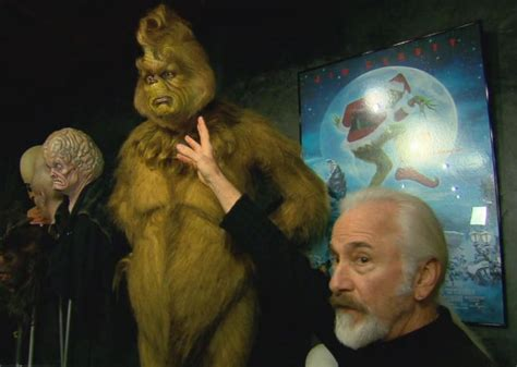 How The Grinch Stole Behind The Scenes Makeup