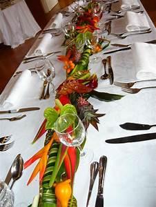 Chemin De Table Tropical : 17 best images about les fleurs exotiques on pinterest exotic flowers ikebana and tropical vases ~ Melissatoandfro.com Idées de Décoration
