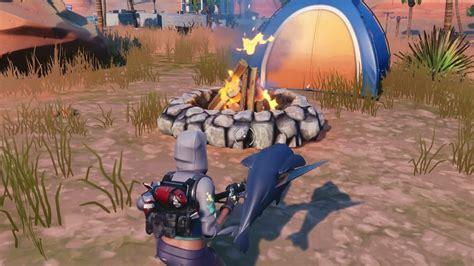 fortnite campfire locations   find