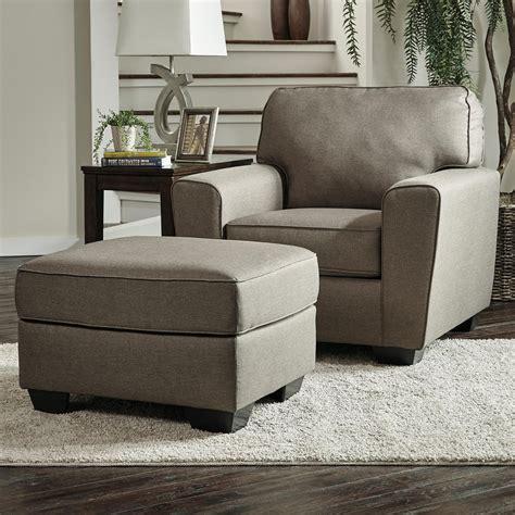 Ottoman Furniture by Sol Ab Calicho Contemporary Chair Ottoman Sol