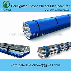 Polypropylene Cordex Plastic Cable Protection Plates Sheet