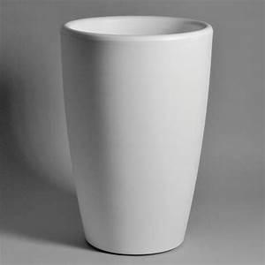 Vase Weiß Groß : vase hoch wei kunststoff online kaufen bestellen ~ Indierocktalk.com Haus und Dekorationen