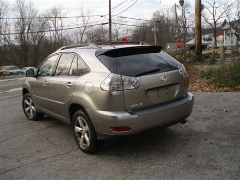 Purchase Used 2005 Lexus Rx330 Thundercloud Awd No Reserve