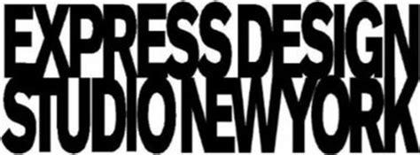 express design studio express design studio new york trademark of express llc