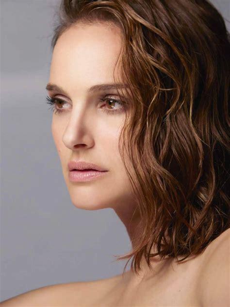 Natalie Portman For Diorskin Forever Campaign
