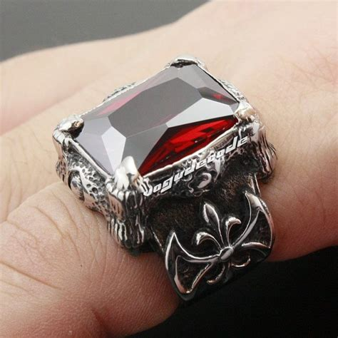 Sample Order Huge Red Ruby Dragon Claw 316l Stainless. Rough Gemstone Wedding Rings. Rare Gem Wedding Rings. Wills Engagement Rings. Multiple Band Wedding Rings. Actress Wedding Rings. Etched Copper Rings. Black Tungsten Carbide Mens Wedding Rings. Construction Wedding Rings