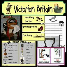 Victorian Primary Teaching Resources Toys Homes Work History Resource Ks1 Ks2 Ebay