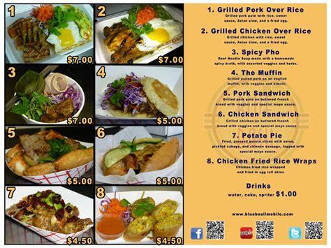 cuisine menu austinfoodcarts