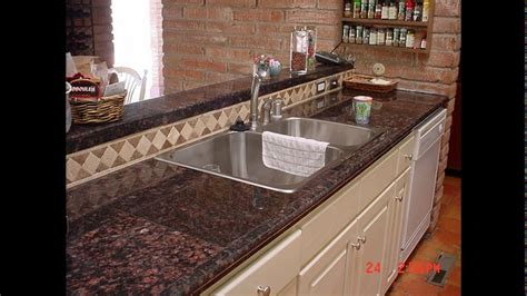 Granite Tiles Kitchen Designs  Youtube