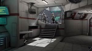 Spaceship, Interior, 04, By, Casanova92, On, Deviantart