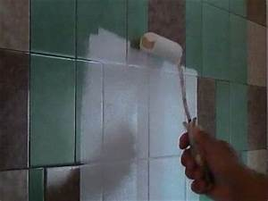 painting tiles painting decorating With respray bathroom tiles