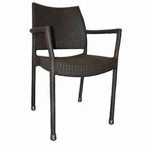 Fauteuil En Resine : fauteuil empilable resine achat vente pas cher ~ Teatrodelosmanantiales.com Idées de Décoration