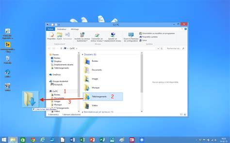windows 8 bureau raccourci bureau comment cr er un raccourci sur le bureau