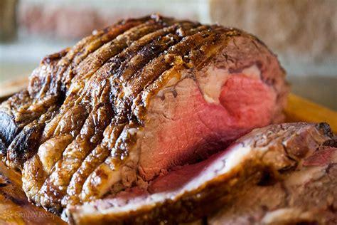 prime rib recipe simplyrecipescom