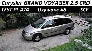 2003 Chrysler Grand Voyager Test U U017cywane  8  Pl  Zapowied U017a