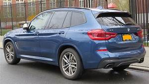 Bmw X3 G01 : file 2018 bmw x3 g01 m40i rear wikimedia commons ~ Dode.kayakingforconservation.com Idées de Décoration