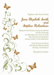 brides invitation kits template best template collection With brides wedding invitation kit template