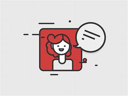 Netflix Employees Animation Don Gifs Forget Dribbble