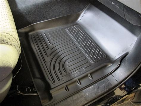 Husky Liner Floor Mats For Toyota Tundra by Husky Liners Floor Mats For Toyota Tundra 2011 Hl98581