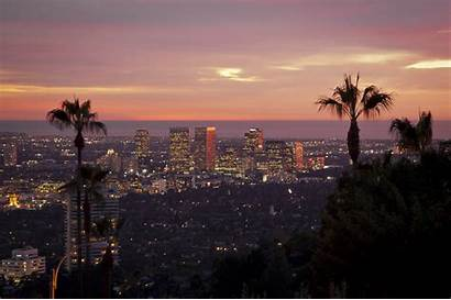 Hollywood Hills California Doheny Modern Residence Wallpapers