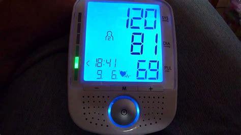 SANITAS Tensiomètre parlant médical LIDL - YouTube