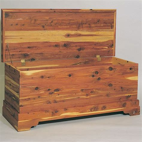 cedar chest plan   wood work pinterest