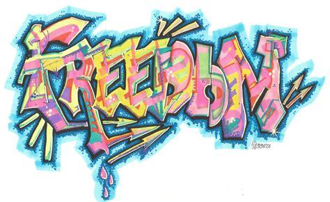 Graffiti Freedom : Graffiti Freedom By Hemmesse On Deviantart