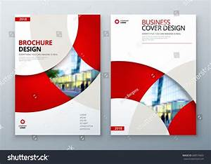 Brochure Template Layout Design  Corporate Business Annual