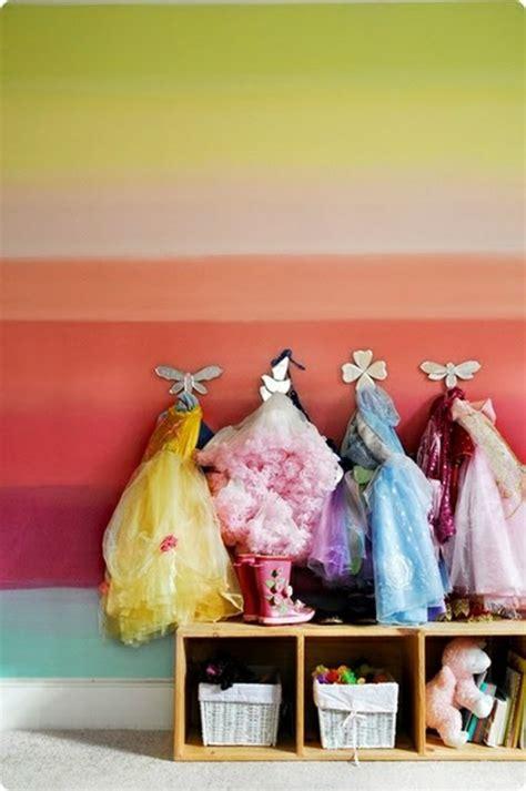 Kinderzimmer Gestalten Regenbogen by Wandbemalung Kinderzimmer Tolle Interieur Ideen