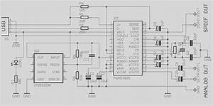 Schematic  U0026 Wiring Diagram  Usb Audio Interface Based Dac Pcm2902