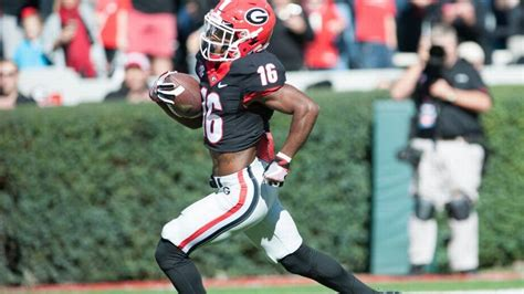 UGA football: Could Isaiah McKenzie be the next Antonio ...