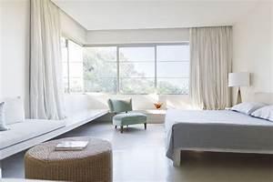 Linoleum, Flooring, In, A, Bedroom, Setting