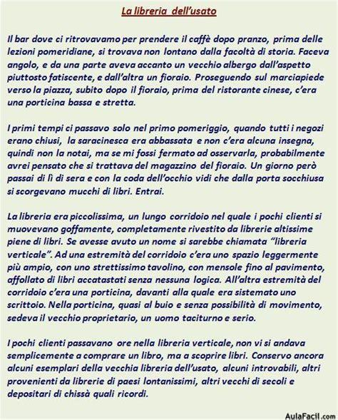 Libreria Dell Usato by Curso Gratis De Italiano Lecturas 2 La Libreria Dell
