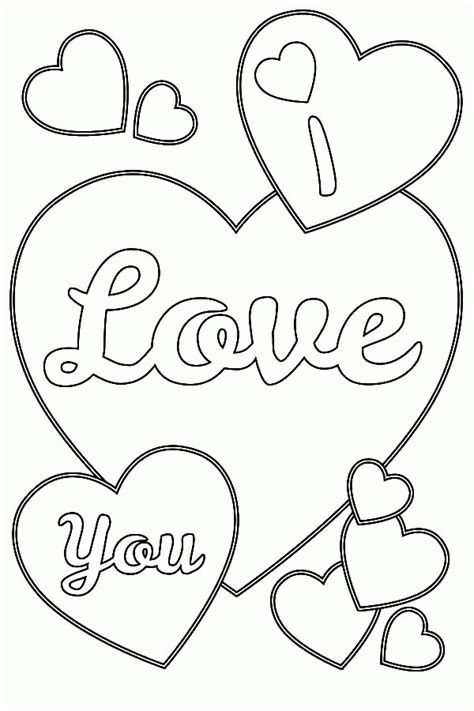 love  boyfriend coloring pages coloring home