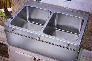 undermount kitchen sink with faucet holes culinary gourmet stainless steel kitchen sinks