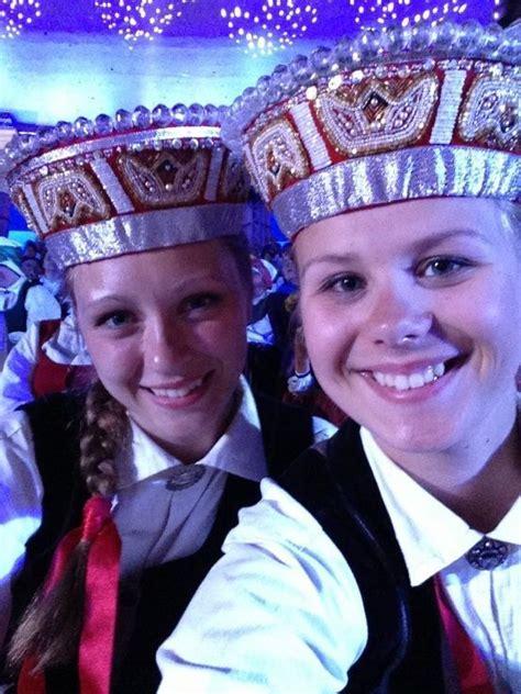 Song and Dance festival 2013. Dārgākās meitenes estrādē ...