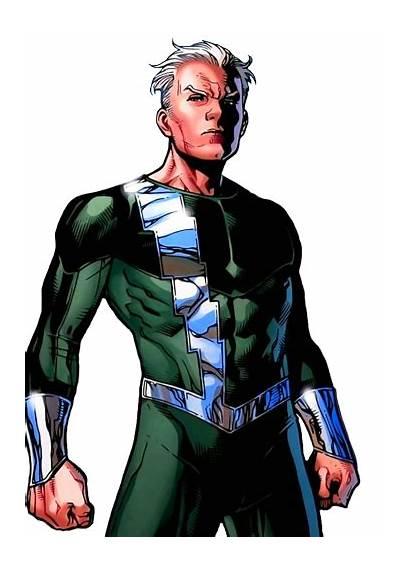 Quicksilver Marvel Pietro Maximoff Xp Avengers Dc
