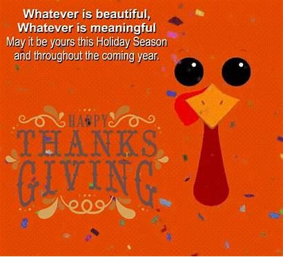 Thanksgiving Message Special Specials Card Greeting Greetings