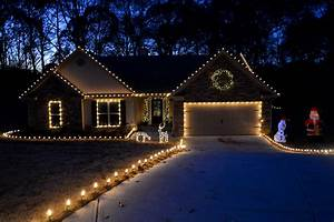 outdoor christmas decorating ideas yard envy With outdoor christmas lights for walkway