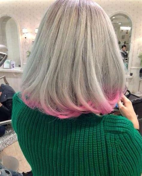 Dip Dye Hair Guide How To Dip Dye Your Hair At Home